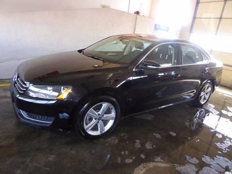 2014 Volkswagen Passat for sale in Salt Lake City, UT
