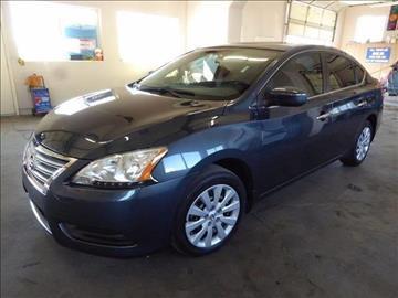 2013 Nissan Sentra for sale in Salt Lake City, UT