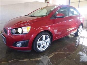 2014 Chevrolet Sonic for sale in Salt Lake City, UT