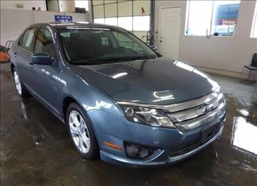 2012 Ford Fusion for sale in Salt Lake City, UT