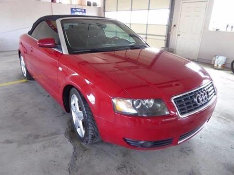 2005 Audi A4 for sale in Salt Lake City, UT