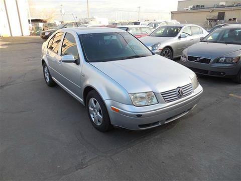 2003 Volkswagen Jetta for sale in Salt Lake City, UT