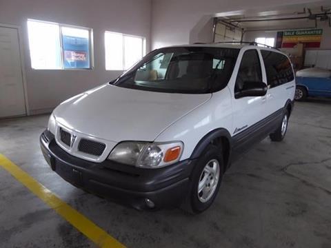 2000 Pontiac Montana for sale in Salt Lake City, UT