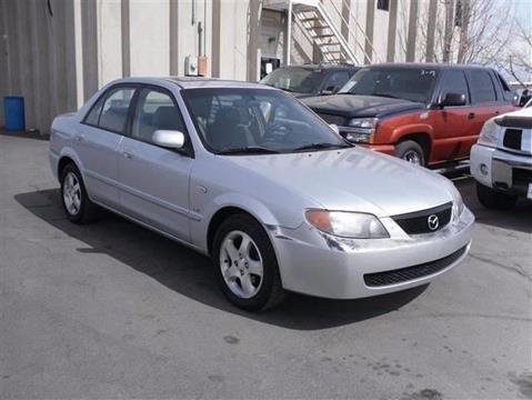 2002 Mazda Protege for sale in Salt Lake City, UT