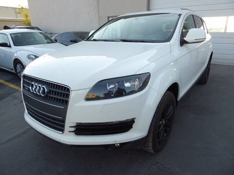 2008 Audi Q7 for sale in Salt Lake City, UT