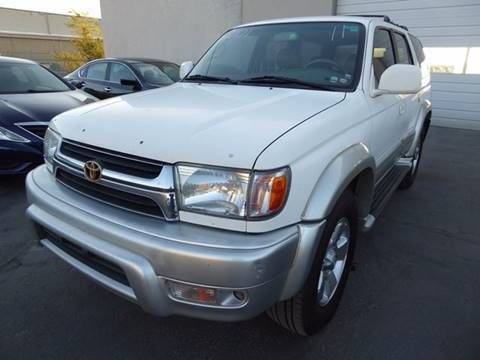 2001 Toyota 4Runner for sale in Salt Lake City, UT