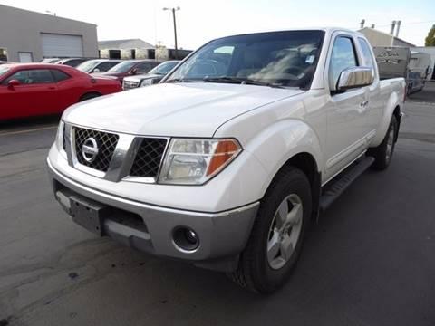 2006 Nissan Frontier for sale in Salt Lake City, UT