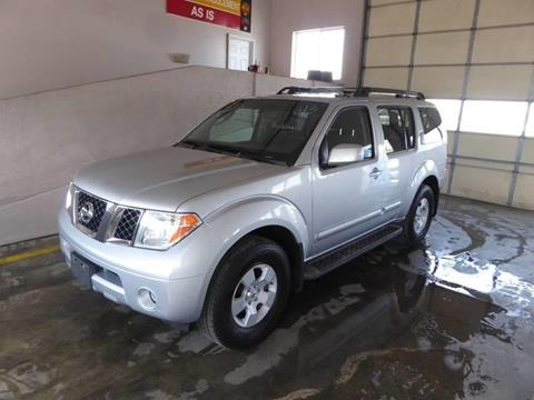 2006 Nissan Pathfinder for sale in Salt Lake City, UT