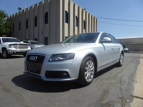2009 Audi A4 for sale in Salt Lake City, UT
