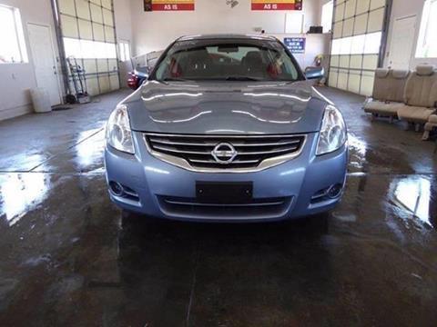 2012 Nissan Altima 25 S 4dr Sedan In Salt Lake City Ut Utah