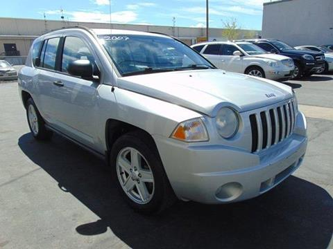 2007 Jeep Compass for sale in Salt Lake City, UT