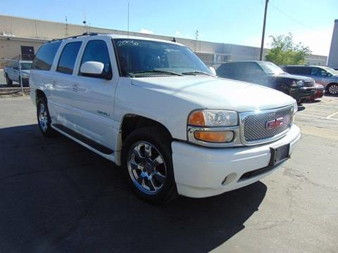 2006 GMC Yukon XL for sale in Salt Lake City, UT