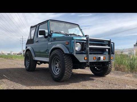 1987 Suzuki Samurai for sale in Salt Lake City, UT