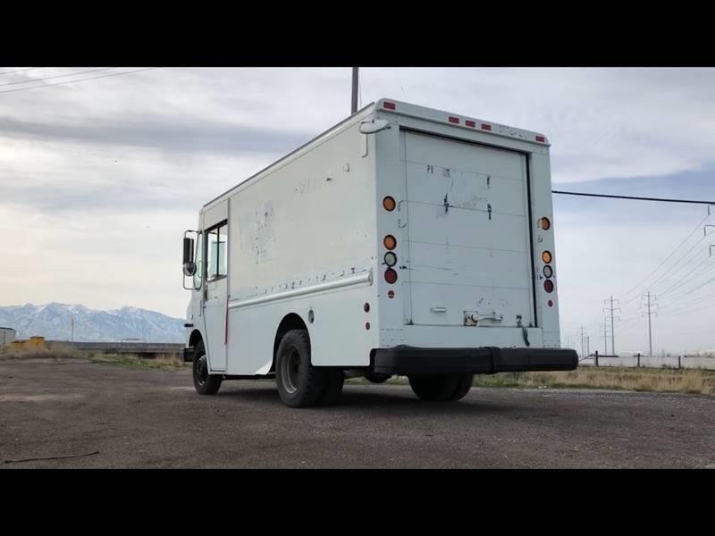 2002 Workhorse P42 4X2 Chassis In Salt Lake City UT - Utah