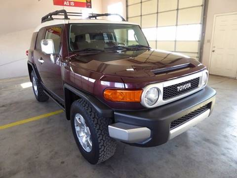 2007 Toyota FJ Cruiser for sale in Salt Lake City, UT