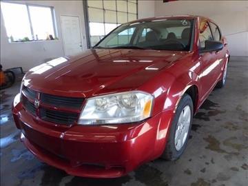 2008 Dodge Avenger for sale in Salt Lake City, UT