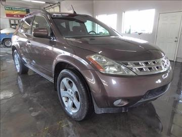 2003 Nissan Murano for sale in Salt Lake City, UT