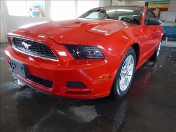 2013 Ford Mustang for sale in Salt Lake City, UT
