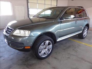 2004 Volkswagen Touareg for sale in Salt Lake City, UT