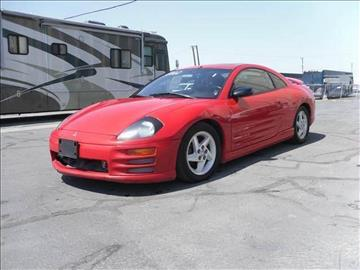 2002 Mitsubishi Eclipse for sale in Salt Lake City, UT