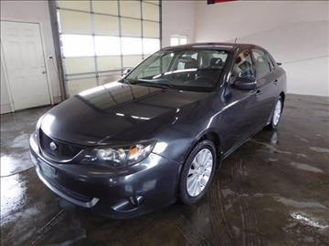 2008 Subaru Impreza for sale in Salt Lake City, UT