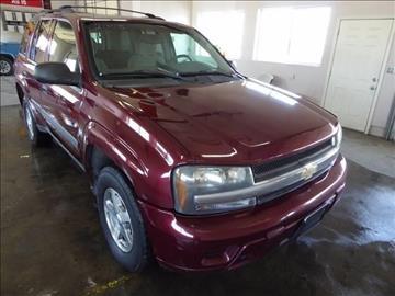 2005 Chevrolet TrailBlazer for sale in Salt Lake City, UT
