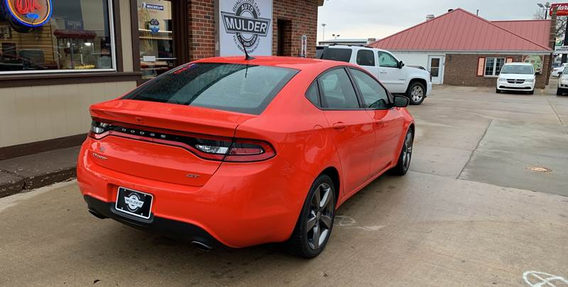 2016 Dodge Dart GT 4dr Sedan In Orange City IA - Mulder Auto