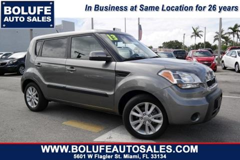 2013 Kia Soul for sale in Miami, FL
