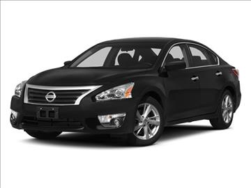 2013 Nissan Altima for sale at Bolufe Auto Sales in Miami FL
