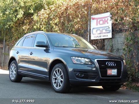 2009 Audi Q5 for sale in Sacramento, CA