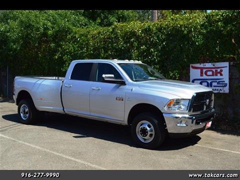 2010 Dodge Ram Pickup 3500 for sale in Sacramento, CA