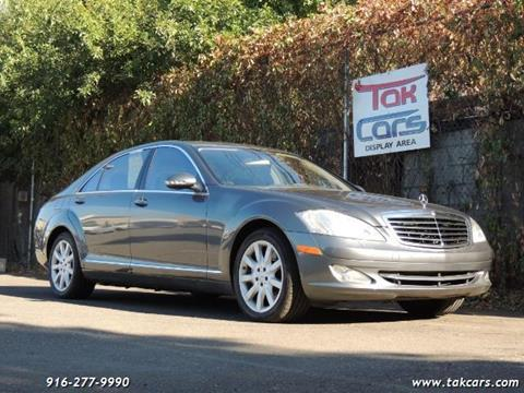 2007 Mercedes-Benz S-Class for sale in Sacramento, CA