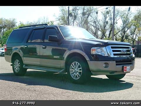 2007 Ford Expedition EL for sale in Sacramento, CA