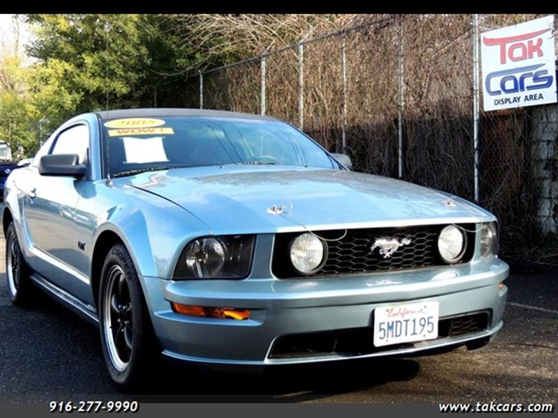 2005 Ford Mustang ** $250.per mth O.A.C.*** Automatic In Sacramento ...
