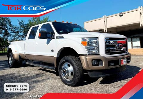 2011 Ford F-450 Super Duty for sale in Auburn, CA