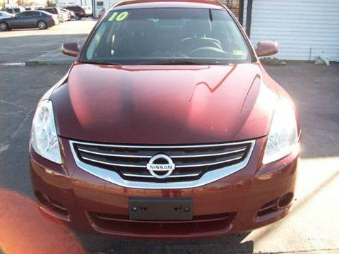 2010 Nissan Altima for sale in South Houston, TX
