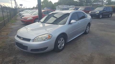2010 Chevrolet Impala for sale in South Houston TX
