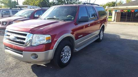 2007 Ford Expedition EL for sale in South Houston TX