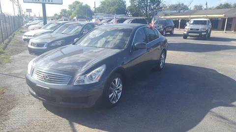 2008 Infiniti G35 for sale in South Houston TX