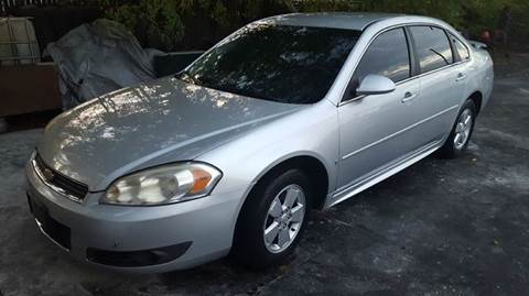 2010 Chevrolet Impala for sale in South Houston, TX