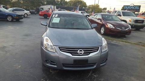 2012 Nissan Altima for sale in South Houston, TX