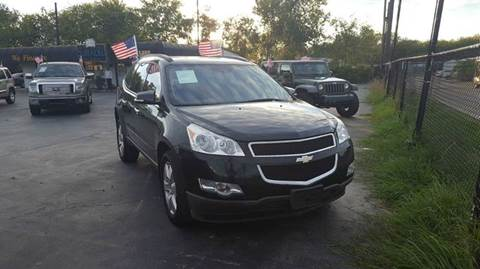 2012 Chevrolet Traverse for sale in South Houston TX
