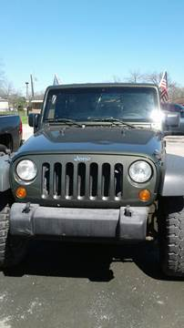 2008 Jeep Wrangler Unlimited for sale in South Houston, TX