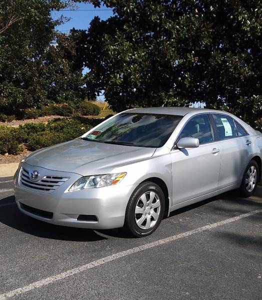 2007 Toyota Camry for sale at JCW AUTO BROKERS in Douglasville GA