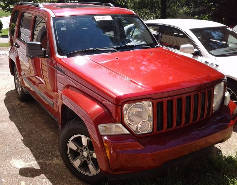 2008 Jeep Liberty for sale at JCW AUTO BROKERS in Douglasville GA