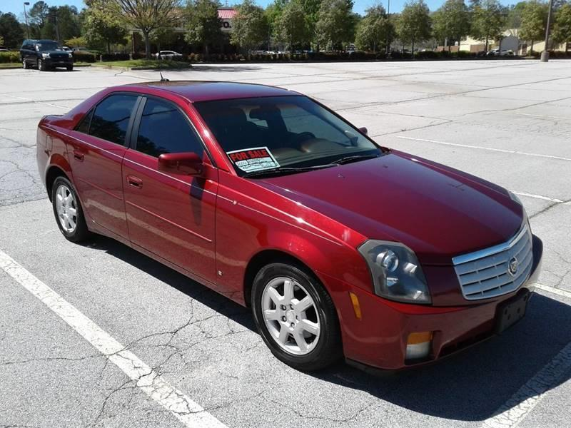 2006 Cadillac CTS for sale at JCW AUTO BROKERS in Douglasville GA