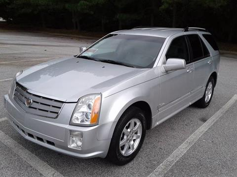 2009 Cadillac SRX for sale at JCW AUTO BROKERS in Douglasville GA