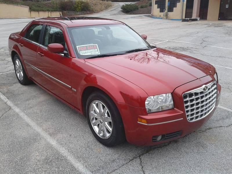 2008 Chrysler 300 Touring 4dr Sedan In Douglasville Ga Jcw Auto