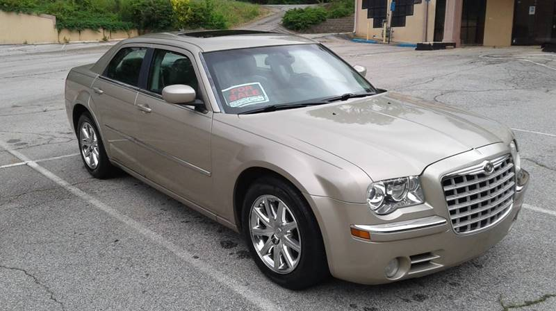 2008 Chrysler 300 for sale at JCW AUTO BROKERS in Douglasville GA