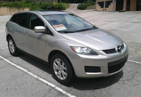 2007 Mazda CX-7 for sale at JCW AUTO BROKERS in Douglasville GA
